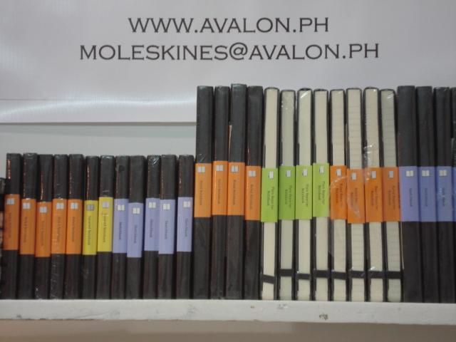 Moleskine Display 01 2008 c