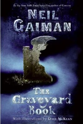 The Graveyard Book ARC