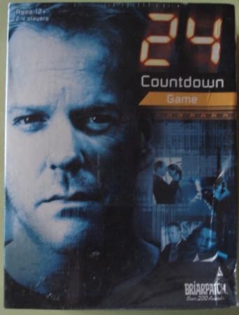 24 Countdown Board Game