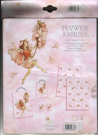 Fairies White 002