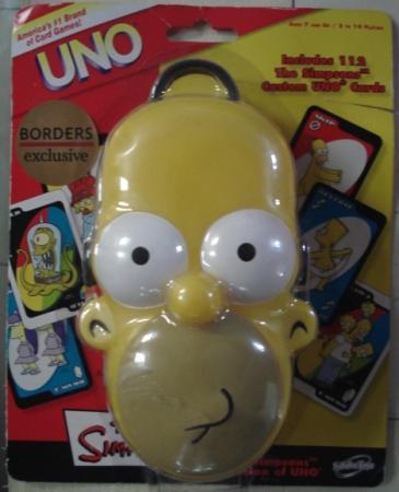 Uno Homer Simpson