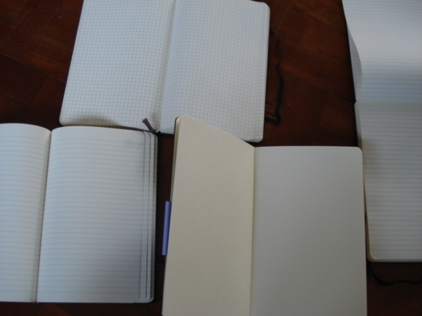 Moleskine Pages