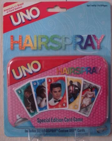 UNO Hairspray
